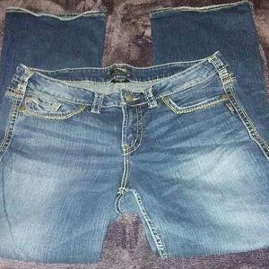 Silver Jeans juniors